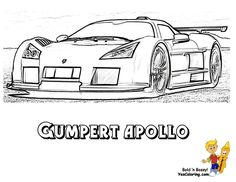 Just In Case You Love Cars Coloring Pages Check Out For Kids Car Free I Am Talking Sheets Of Aero Saleen Chrysler ME