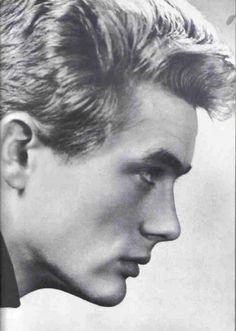 """""""Great profile of James Dean"""""""