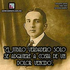 #EfemérideLiteraria En 1949 muere #BenjamínJarnés #Literatura #Novela #Novecentismo www.sombradelaire.com.mx