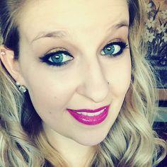 Splurge cream eyeshadow ❤️ the color is tenacious