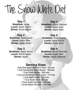 ballerina diet plan pro ana