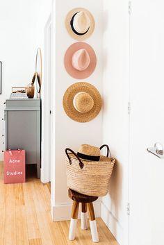 New hat storage ideas display entryway 68 ideas