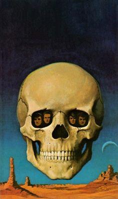 The book of skulls 1971