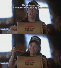 Waynes World Confessions