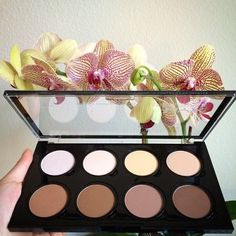 NYX Highlight & Contour Palette  I'm such a fan of many NYX products, I can't wait to try this one!