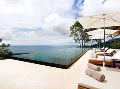 Kura Design Villas Uvita Uvita, Costa Rica Adult-only Boutique Modern Pool Resort Romance Romantic sky outdoor property vacation Sea caribbean Ocean swimming pool Beach Villa bay Coast