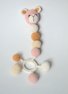 Chrochet, Crochet Necklace, Jewelry, Amigurumi, Jewellery Making, Crocheting, Jewels, Jewlery, Jewerly