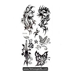 Tattoos Butterfly Designs 13 - http://tattoospedia.com/tattoos-butterfly-designs-13/