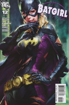 Stephanie Brown was an underappreciated Batgirl and she had a really good solo run.