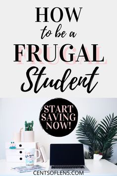 Are you a student who struggles with being frugal? Find out how you can save MORE money in your everyday student life and start becoming a frugal student today! Frugal Living Tips, Frugal Tips, Money Tips, Money Saving Tips, Thing 1, College Survival, Managing Your Money, College Hacks, Budgeting Money