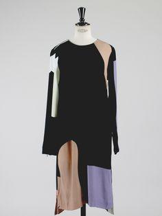 Carin western maxi dress
