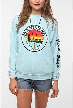 UrbanOutfitters.com > Urban Renewal Overdyed Pastel Sweatshirt