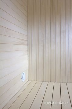 TillinTalo: Sauna rakentuu Sauna Room, Boat House, Saunas, Blinds, Pine, 18th, Spa, Decorating Ideas, Textiles