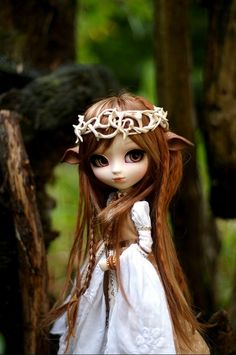wonderful-dolls:  [Jahé] by Azazelle on Flickr