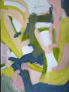"""""""Gallop 2"""" by Kerri Rosenthal #art #paintings"""