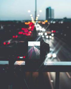 Imagem de city and lights