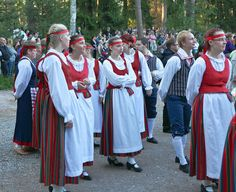 Category:National costumes of Finland Finland Culture, About Sweden, Crazy People, Helsinki, Folk, Costumes, Beautiful, Bonfires, European Countries