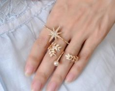 efcbdb7da46 Sweet Gold Alloy Stud Earrings(3 Pairs)