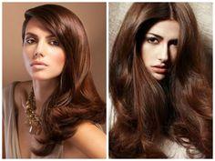 Chocolate-Auburn- Hair- - All For Hair Color Trending Hair Color 2016, Cool Hair Color, Hair Styles 2016, Short Hair Styles, Chocolate Auburn Hair, Langer Bob, Semi Permanent Hair Color, Hair Color Auburn, Fall Hair Colors