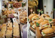 food, gourmet sandwiches