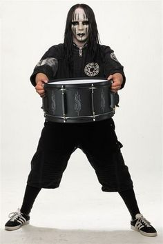 Joey of Slipknot