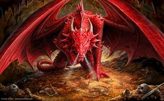 Dragons Lair by Ironshod.deviantart.com on @DeviantArt