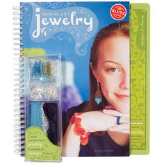 Klutz Books Shrink Art Jewelry (ages 12+) $19