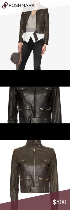 Iro Broome Leather Jacket Iro Broome Leather Jacket IRO Jackets & Coats