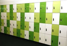 lockers for all