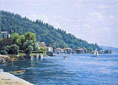 ahmet yakupoğlu Basic Painting, Istanbul, Canvas Art, Painted Canvas, Canvas Wall Art