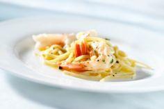 Emeril Lagasse's Healthy Shrimp Pasta
