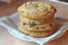 Nine & Sixteen: Recipe | BIG, FAT Chocolate Chip Cookies  ~ my new favorite recipe!!