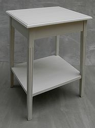PIA Occasional Table with shelf