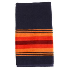 National Park Hand Towel Navy, $22, now featured on Fab.