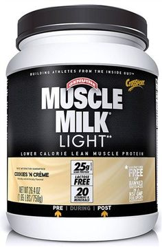 Cytosport Muscle Milk Light - Cookies 'n Creme (1.65 lb) ** You can find out more details at the link of the image.