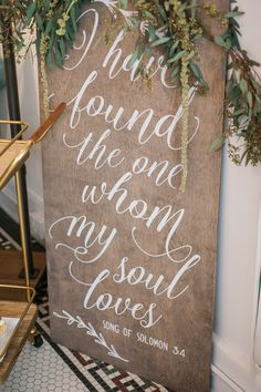 Large wood wedding sign for statement piece for your outdoor, boho style wedding that can be used as a piece of art in your home after your big day. This large sign measures approximately 24″x48″ Important note: SHIPPING IS INCLUDED within the US Hand painted wood signs are perfect for outdoor, rustic chic, woodland weddings. …