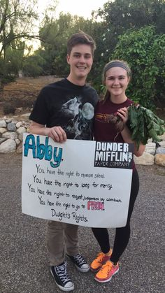 Band Geek Promposal Made By Me Pinterest Promposal