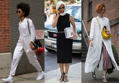 6 estilos de fashionistas que você vai encontrar no NYFW