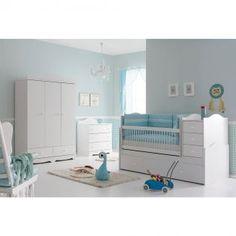 Belis Nova Maxi Bebek Odası Takımı Beyaz