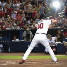 The numbers don't lie. The 18-year professional career of Atlanta Braves icon Chipper Jones has been stellar. Entering the 2012 season with a .304 batting average, 454 home runs, six All-Star appearances, an MVP award and a World Championship on his CV, Jones will undoubtedly make it to Cooperstown as one of the greatest to ever play the game.