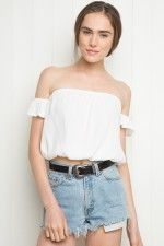 Brandy ♥ Melville | Maura Top - Clothing