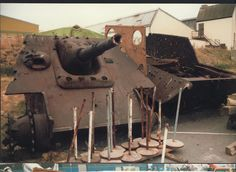 Fantastic Recovery & Restoration of Jagdpanthers in 28 Incredible Images