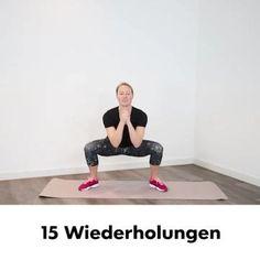 Schluss mit stundenlangem Sport! Diese Übungen sind so effektiv, dass du mit einem 3-Minuten-Workout viel schneller schlanke Beine bekommst.