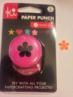 KI/Hampton Arts Brand   Flower Paper Punch by CynthiasCraftingNook