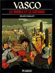 Couverture de Vasco -7- Le diable et le Cathare