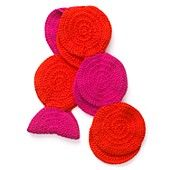 kate spade new york Women for Women Crochet Circle Scarf