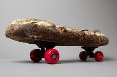 Skate or Bread by Triticum (Print) by Lo Siento Studio, Barcelona