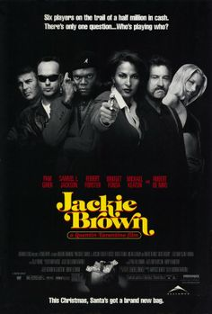 """""""My ass may be dumb, but I ain't no dumbass."""" — Ordell Robbie. Jackie Brown, 1997."""