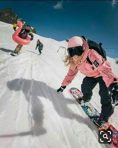 Ski Et Snowboard, Snowboard Girl, Ski Ski, Snowboarding Style, Snowboarding Women, Snowboarding Quotes, Snowboarding Tattoo, Skiing Quotes, Burton Snowboards