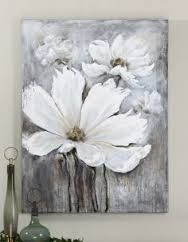 White Magic by Billy Moon: 36 x 48 Painting Arte Floral, Acrylic Art, Beautiful Paintings, Painting Inspiration, Painting & Drawing, Flower Art, Art Drawings, Art Projects, Mandala